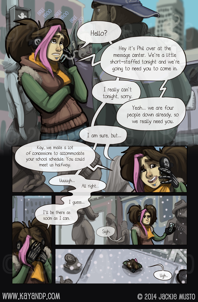 Kay and P: Issue 13, Page 12