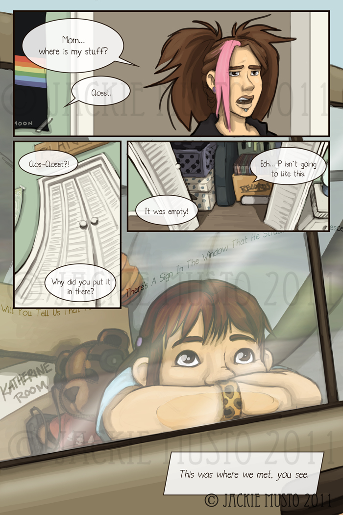 Kay and P: Issue 01, Page 16