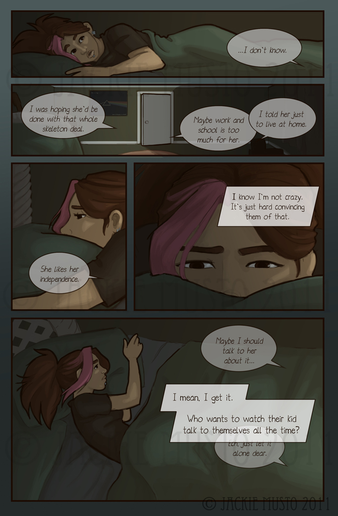 Kay and P: Issue 02, Page 11