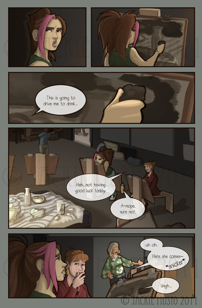 Kay and P: Issue 02, Page 21