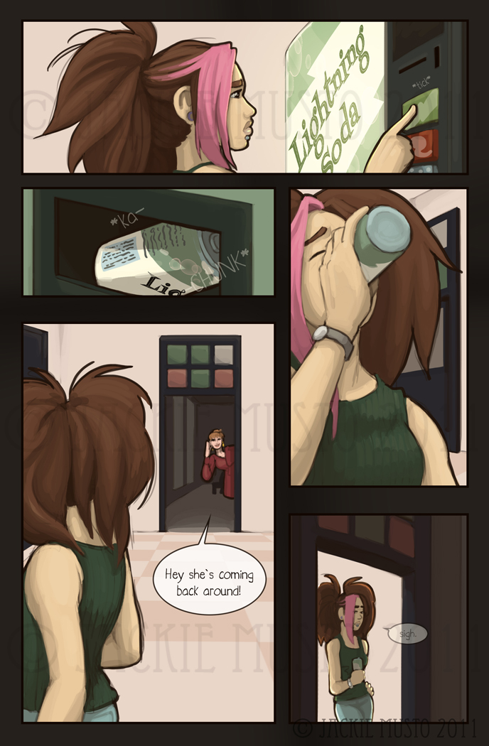 Kay and P: Issue 02, Page 23