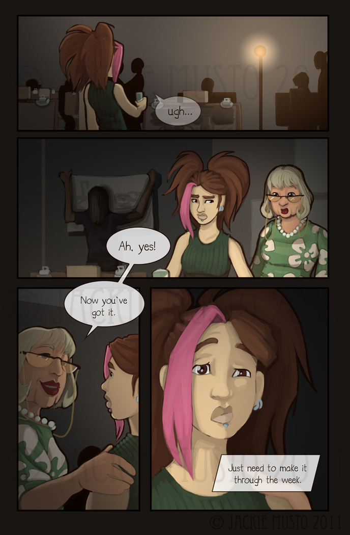Kay and P: Issue 02, Page 24