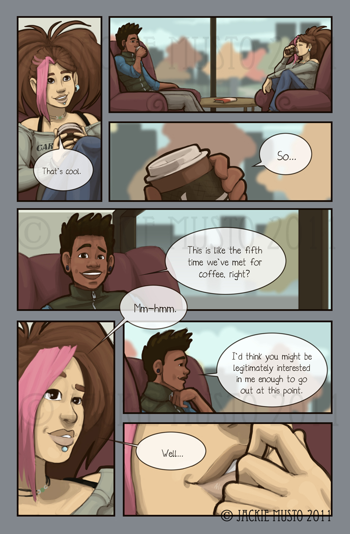 Kay and P: Issue 03, Page 12