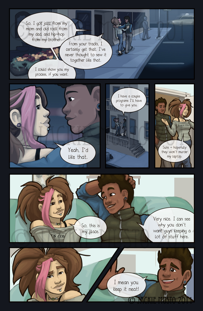 Kay and P: Issue 03, Page 16