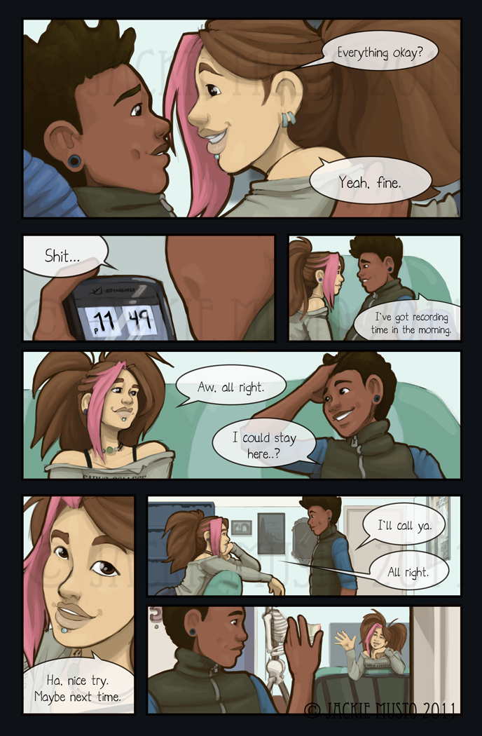 Kay and P: Issue 03, Page 19
