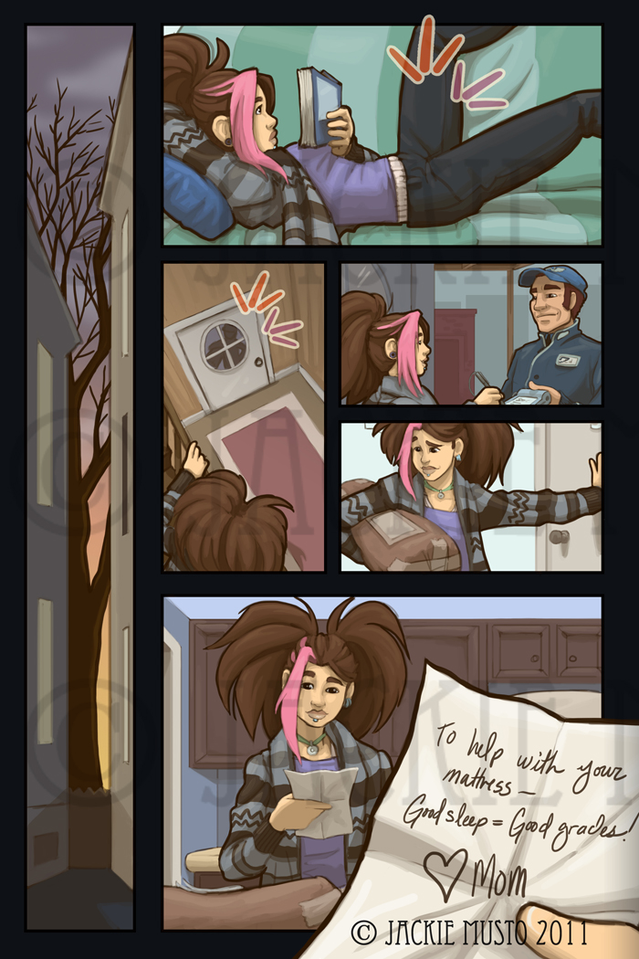 Kay and P: Issue 03, Page 22