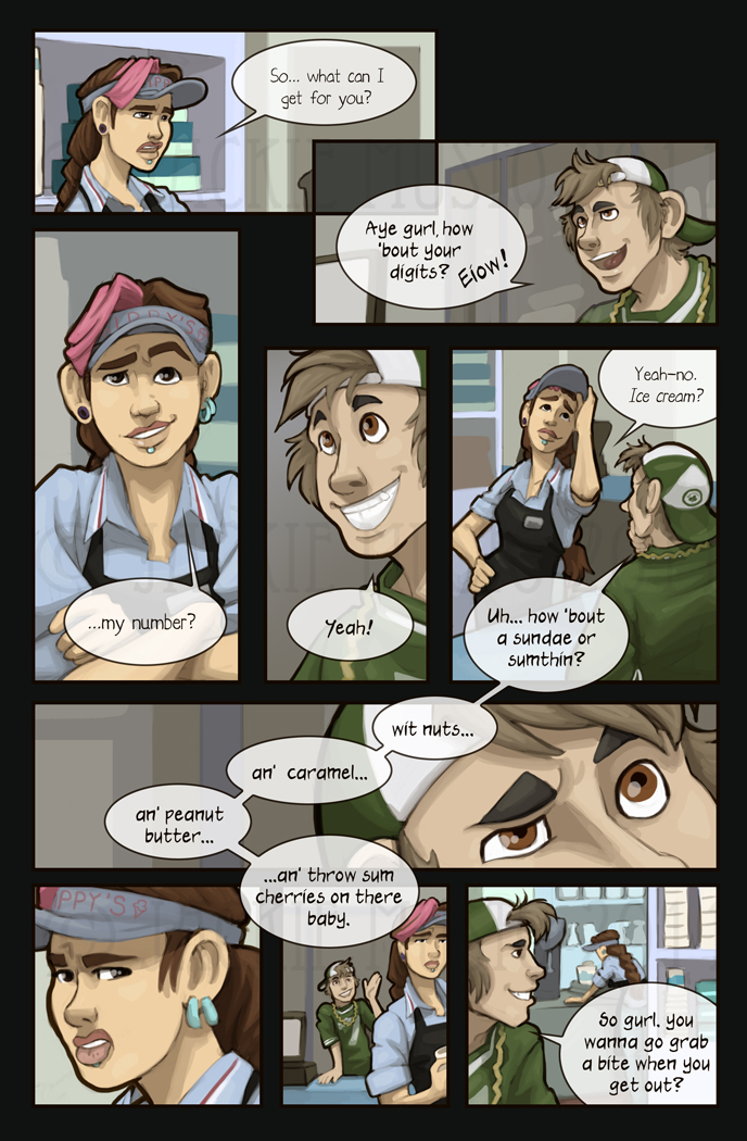 Kay and P: Issue 04, Page 10