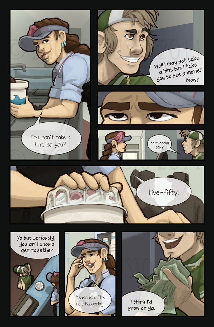 Kay and P: Issue 04, Page 11