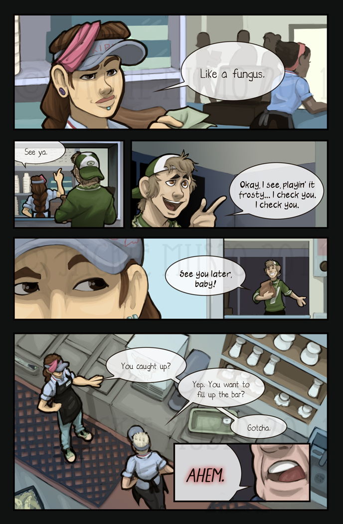 Kay and P: Issue 04, Page 12