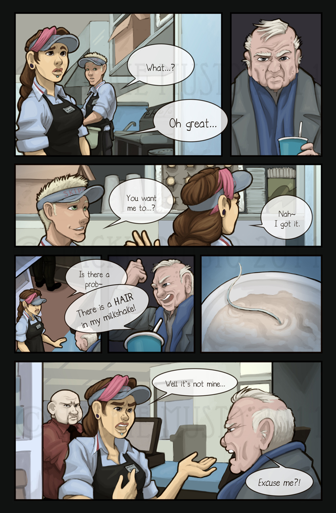 Kay and P: Issue 04, Page 13