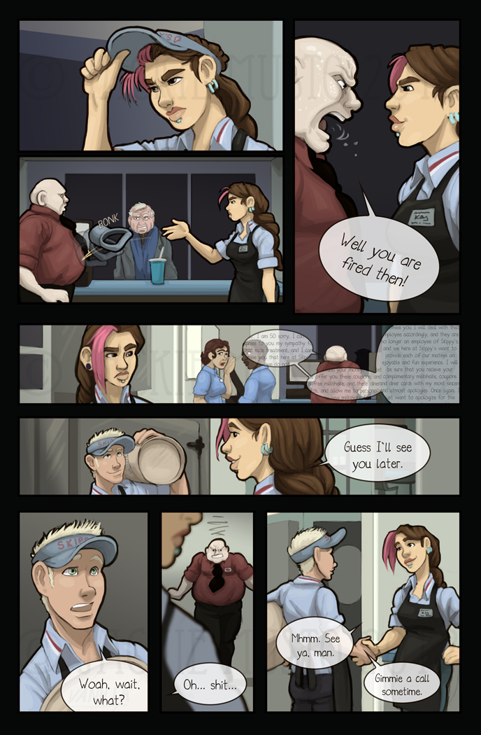 Kay and P: Issue 04, Page 15