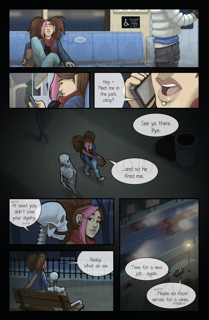 Kay and P: Issue 04, Page 16