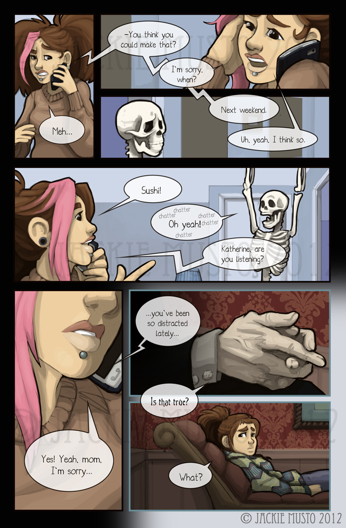 Kay and P: Issue 05, Page 11