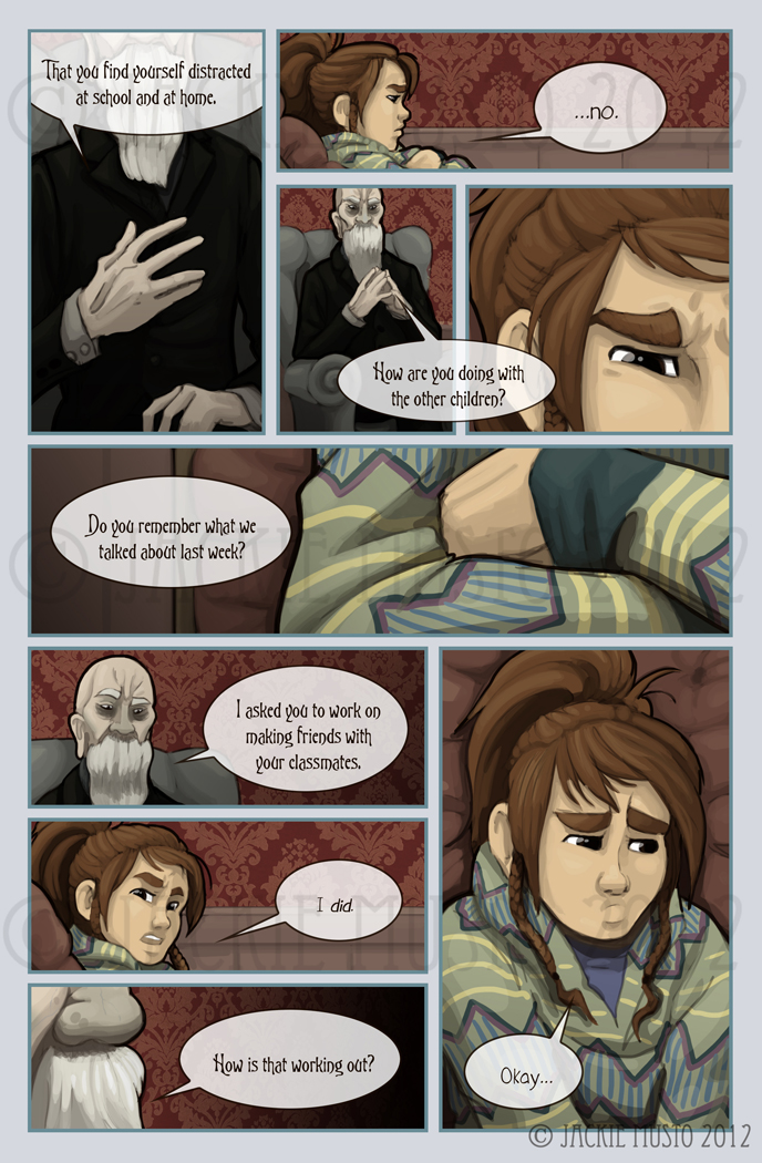 Kay and P: Issue 05, Page 12