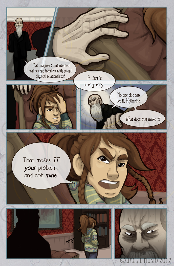 Kay and P: Issue 05, Page 14