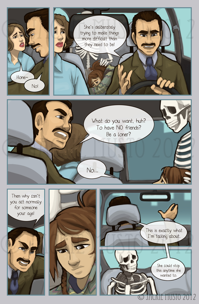 Kay and P: Issue 05, Page 16