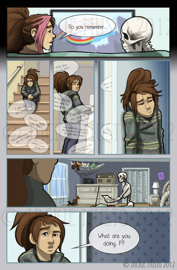 Kay and P: Issue 05, Page 19