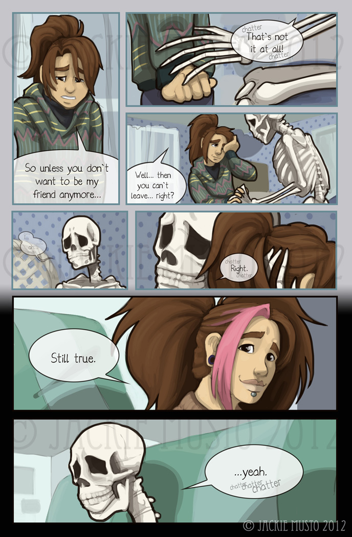 Kay and P: Issue 05, Page 22