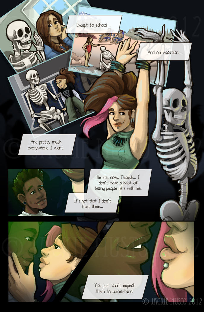 Kay and P: Issue 06, Page 10