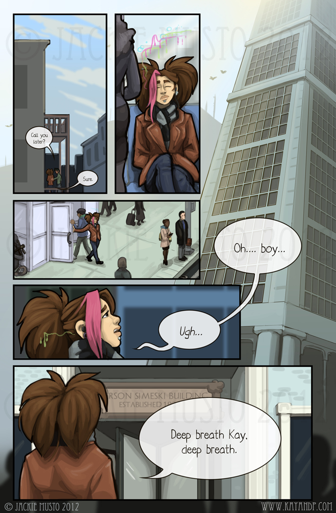 Kay and P: Issue 06, Page 13