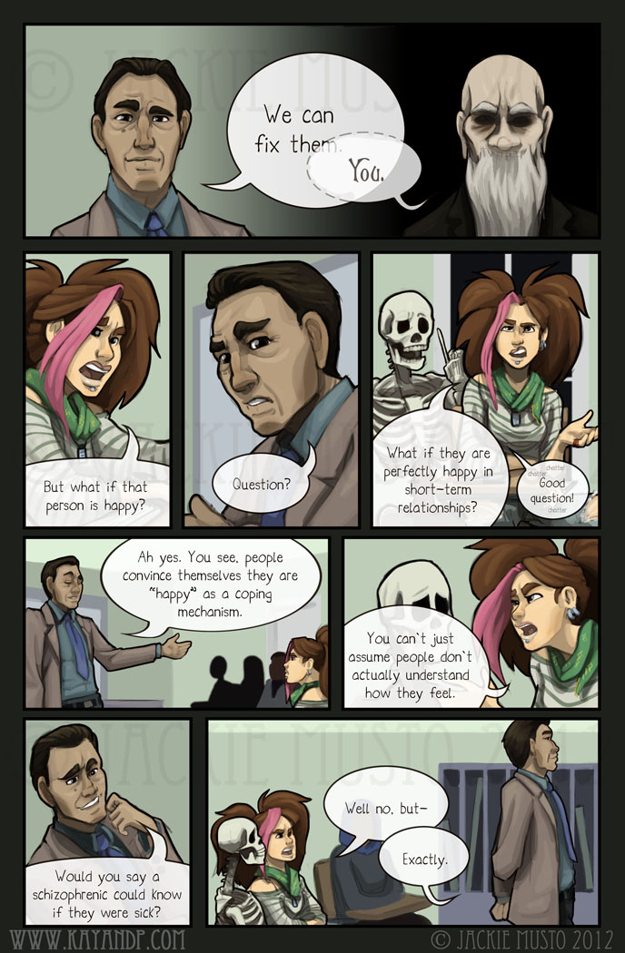 Kay and P: Issue 07, Page 10