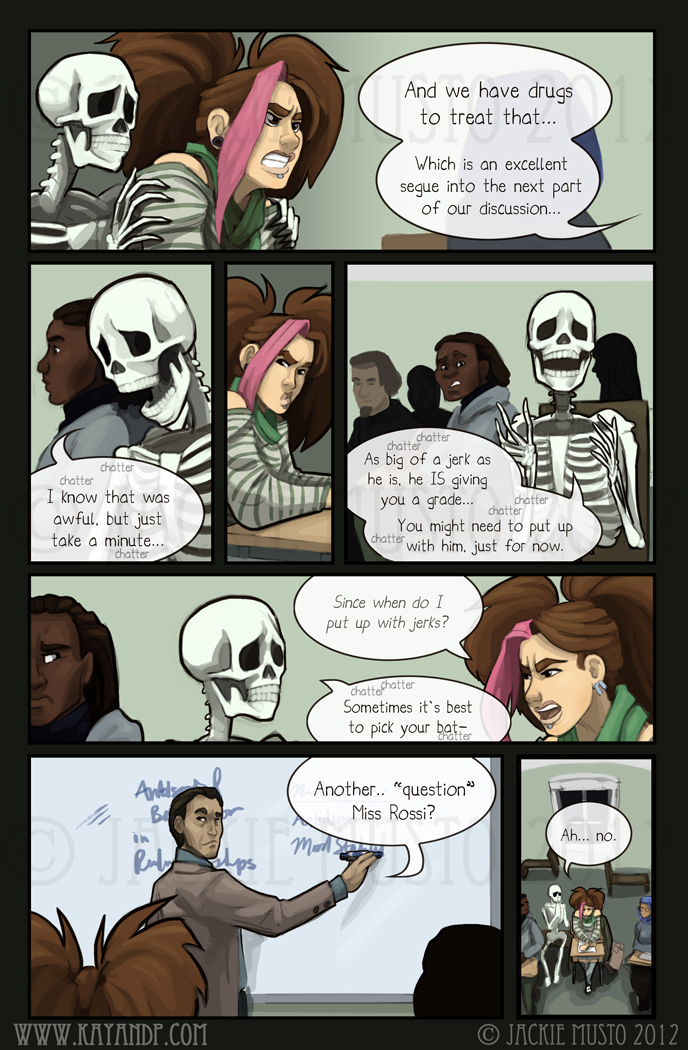 Kay and P: Issue 07, Page 12