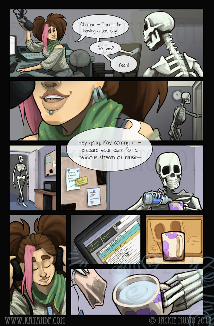 Kay and P: Issue 07, Page 16