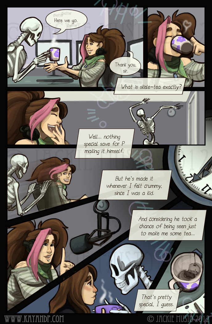 Kay and P: Issue 07, Page 17
