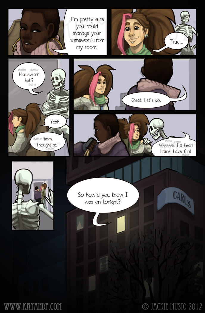 Kay and P: Issue 07, Page 21