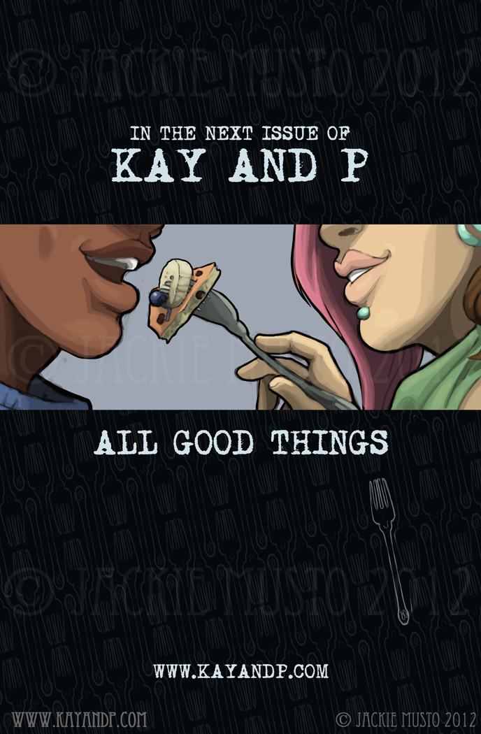 Kay and P: Issue 07, Page 25