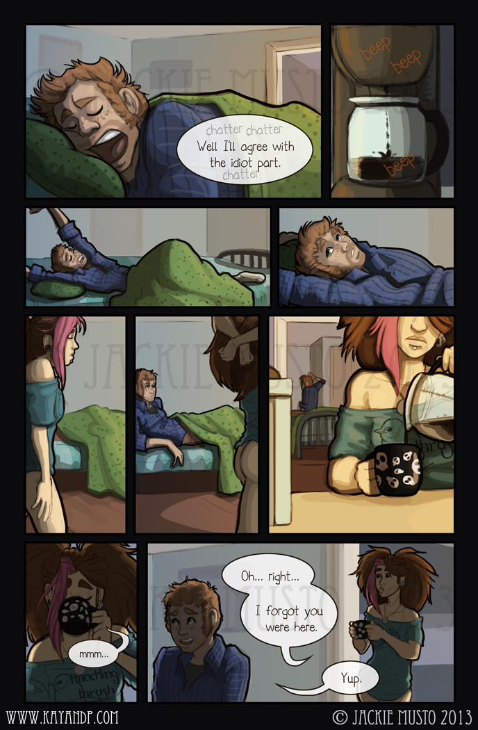 Kay and P: Issue 08, Page 08