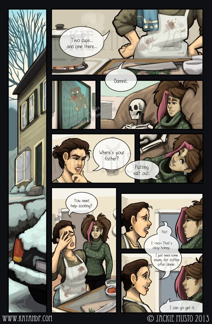 Kay and P: Issue 08, Page 10