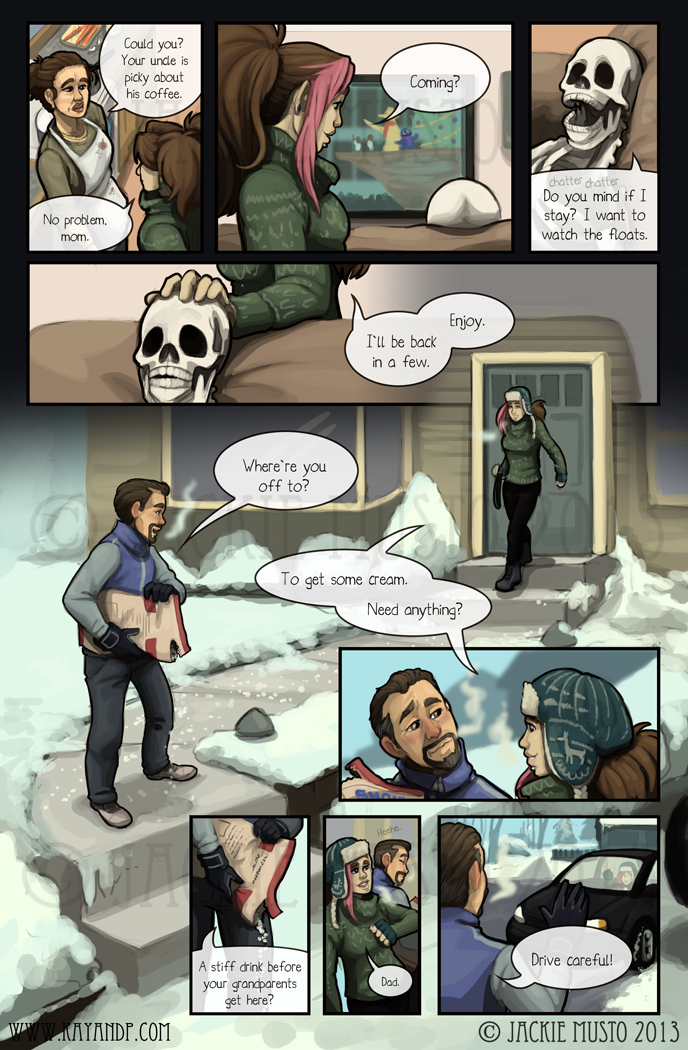 Kay and P: Issue 08, Page 11