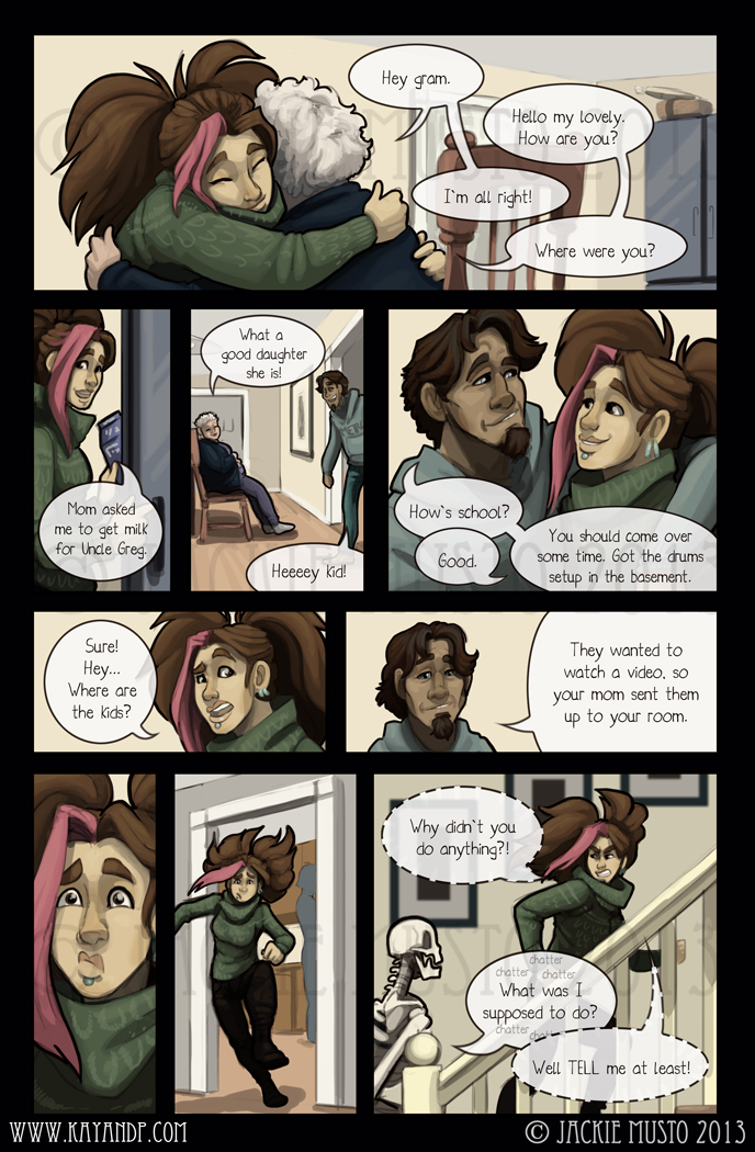 Kay and P: Issue 08, Page 15