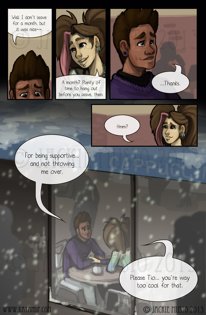 Kay and P: Issue 08, Page 24