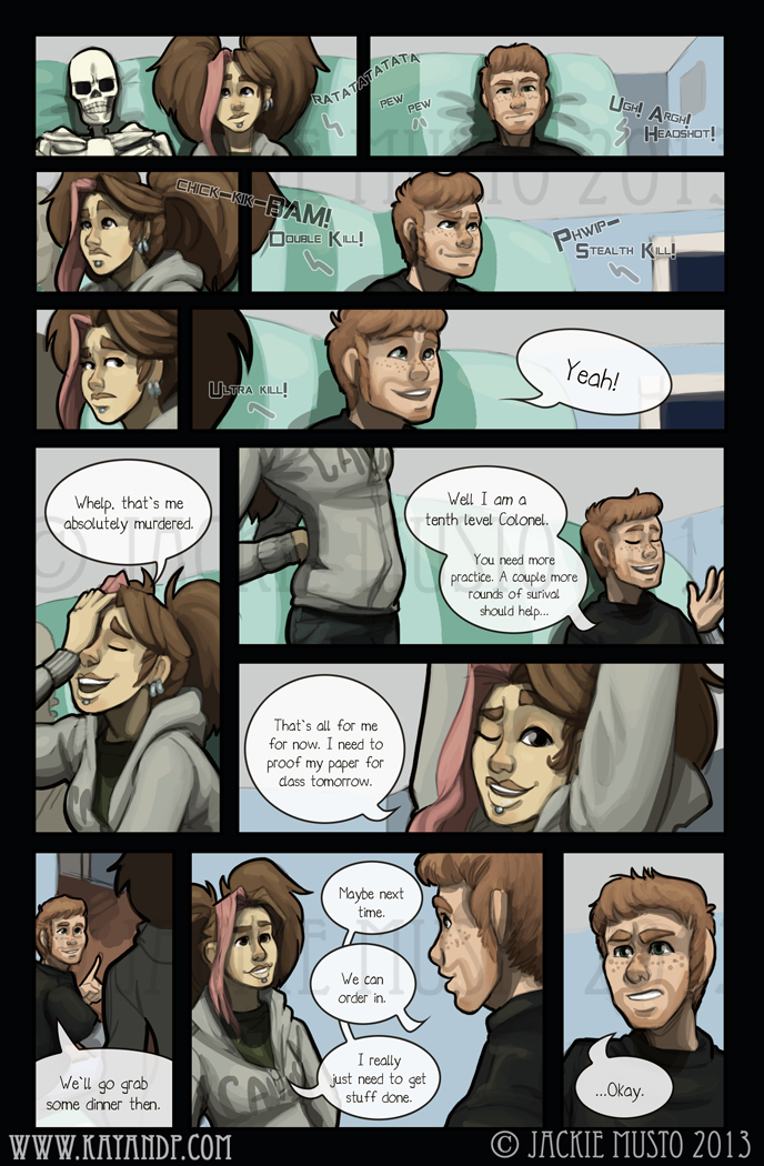 Kay and P: Issue 09, Page 06