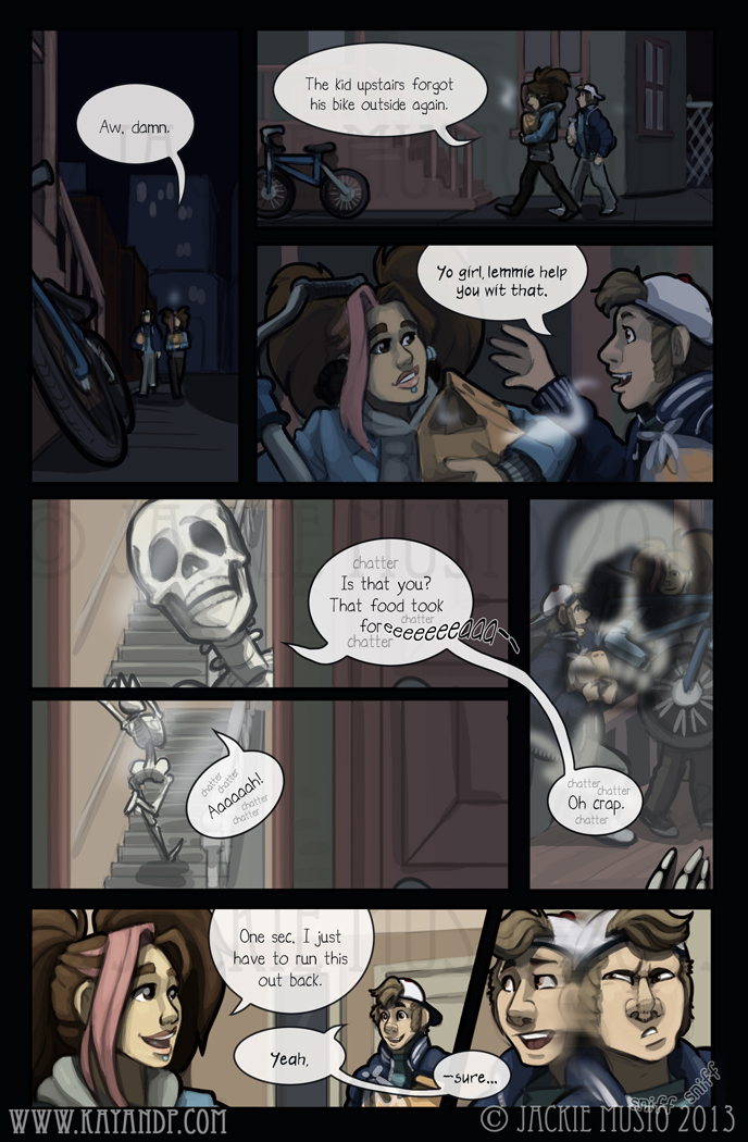Kay and P: Issue 09, Page 10
