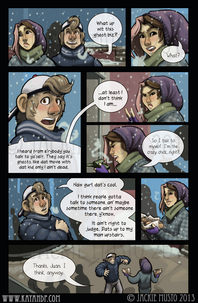 Kay and P: Issue 09, Page 13