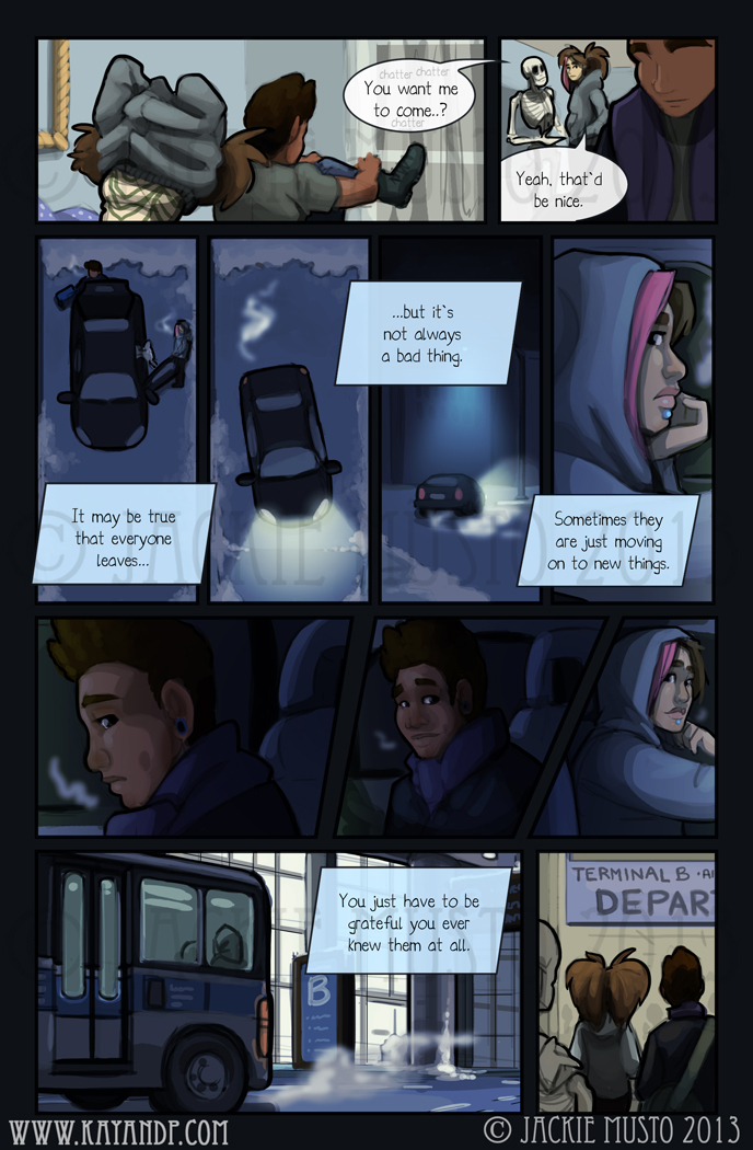 Kay and P: Issue 09, Page 16