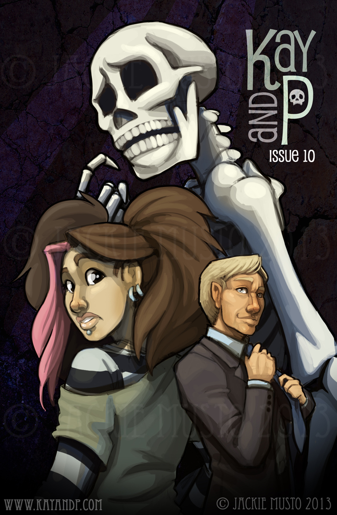 Kay and P: Issue 10, Do You Wanna Know a Secret?