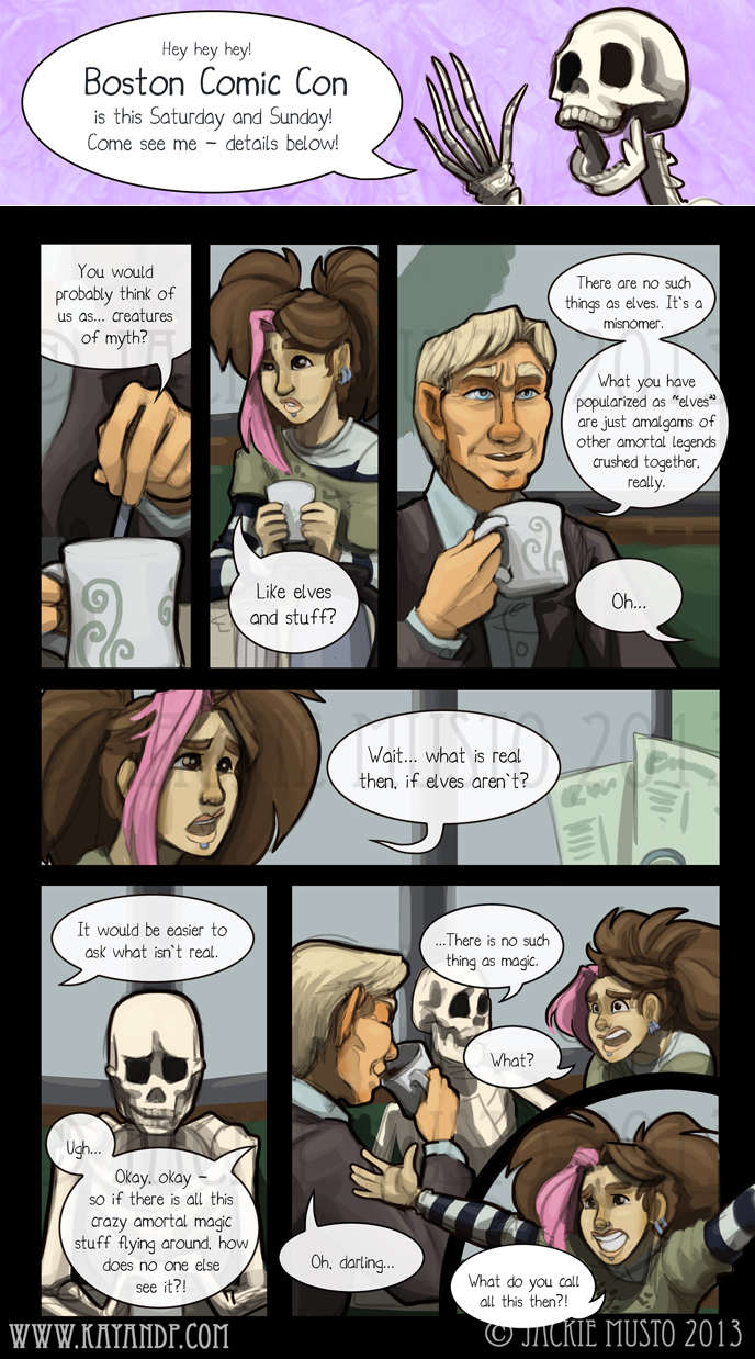 Kay and P: Issue 10, Page 11
