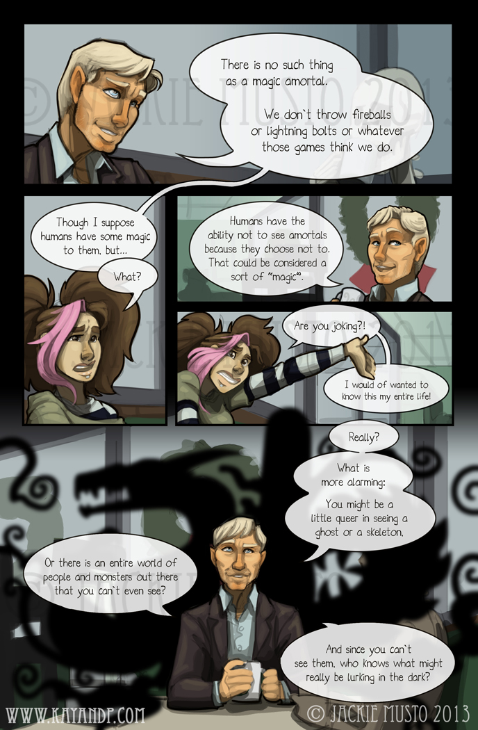 Kay and P: Issue 10, Page 12