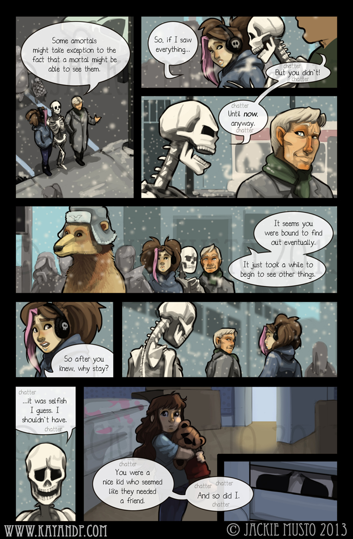 Kay and P: Issue 10, Page 16