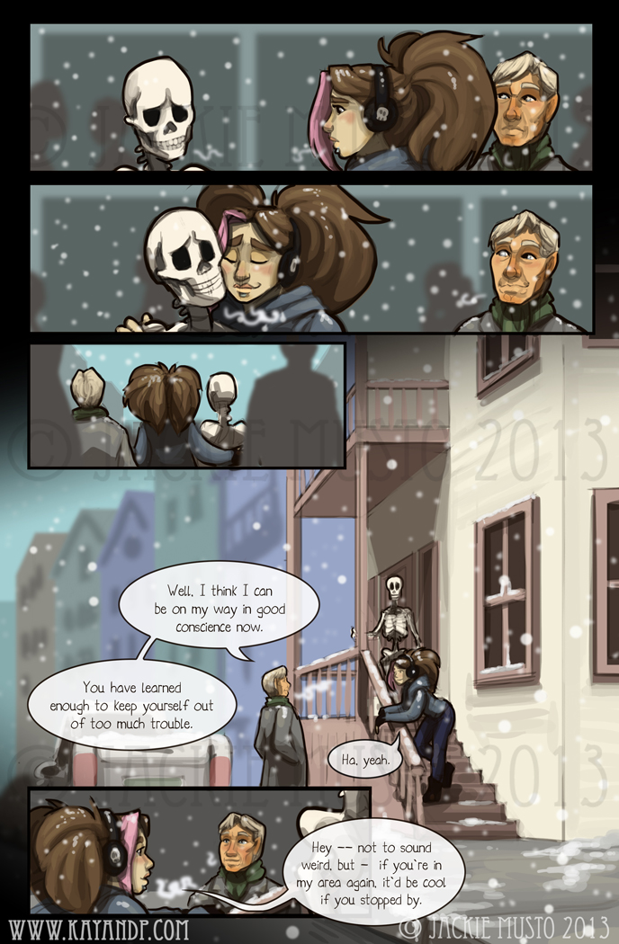 Kay and P: Issue 10, Page 17