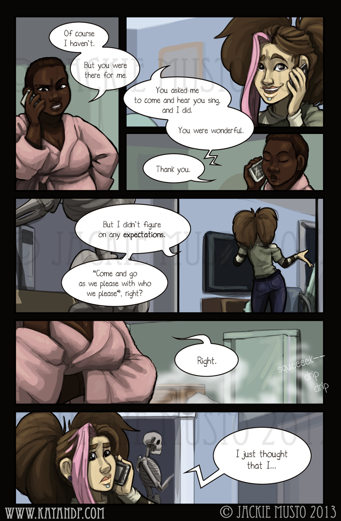 Kay and P: Issue 10, Page 22