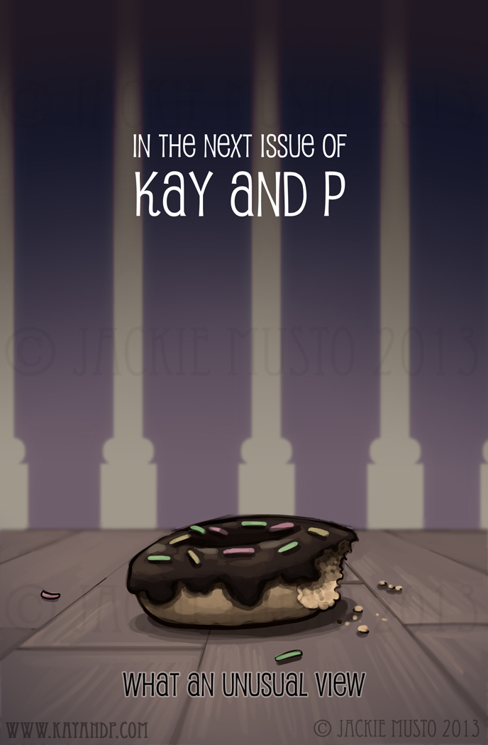 Kay and P: Issue 10, Page 25