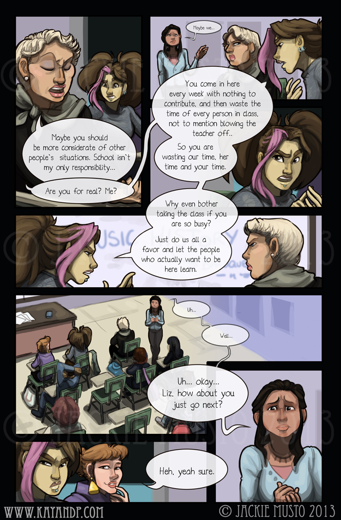 Kay and P: Issue 11, Page 10