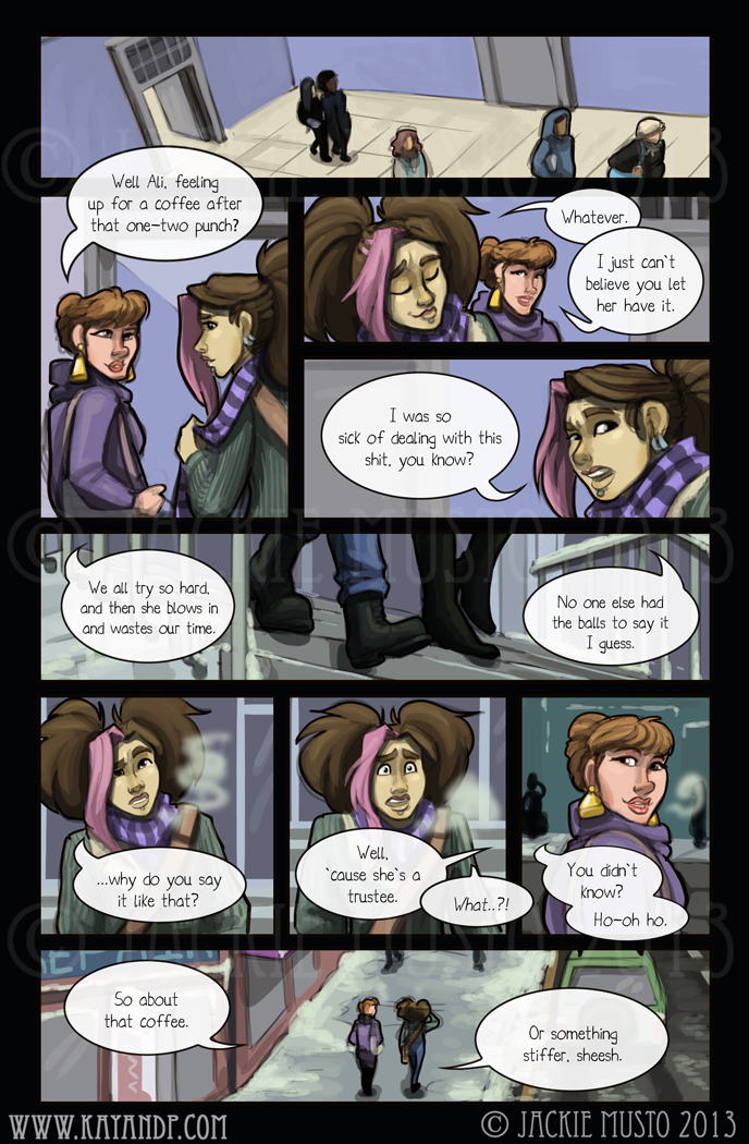 Kay and P: Issue 11, Page 11