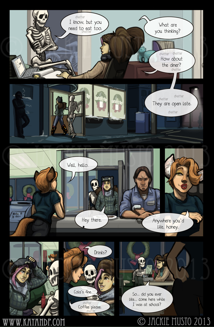 Kay and P: Issue 11, Page 13