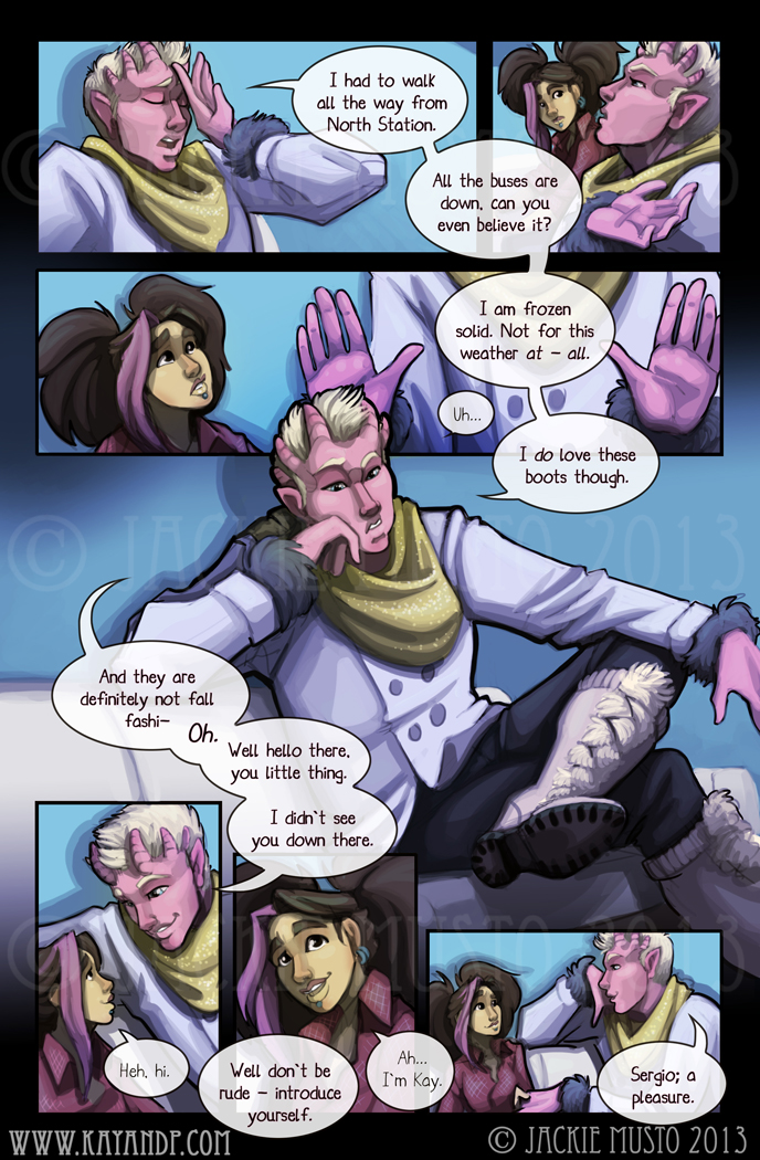 Kay and P: Issue 11, Page 19